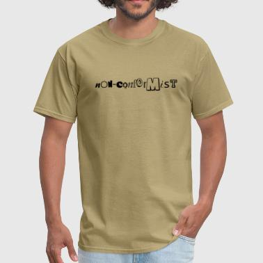 Conformist nonconformist - Men's T-Shirt