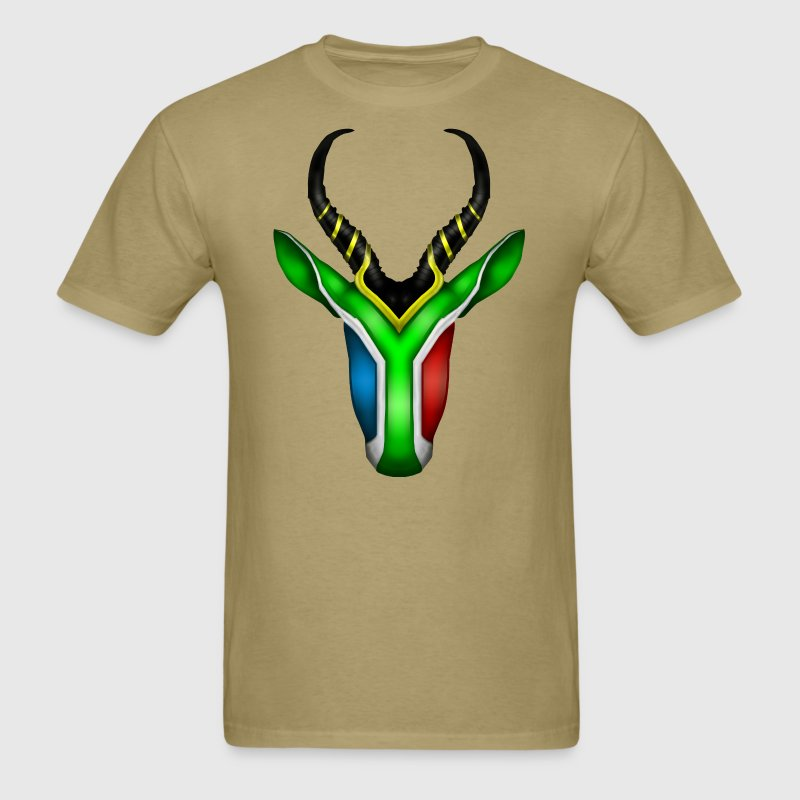 South African Springbok 2 - Men's T-Shirt