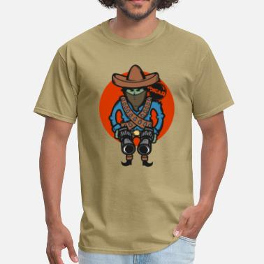 Bandidos Bandidos Mexican - Men's T-Shirt