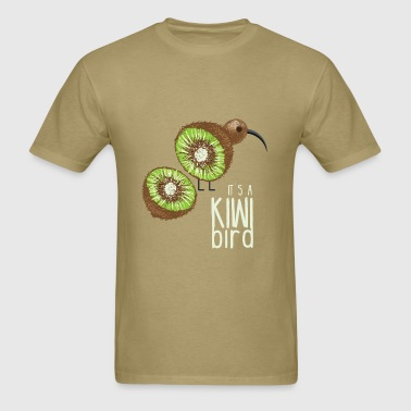 kiwi bird - Men's T-Shirt