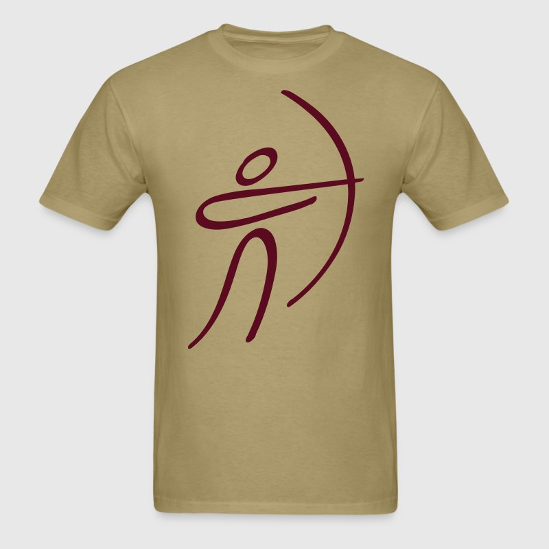 Olympic Archery - Men's T-Shirt