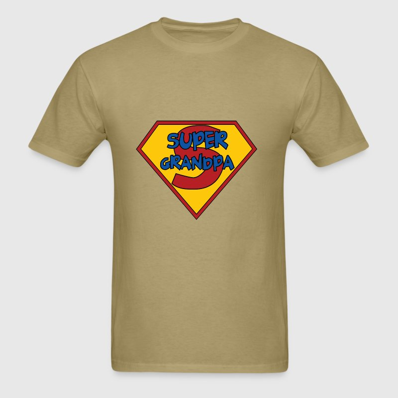Super Grandpa - Men's T-Shirt
