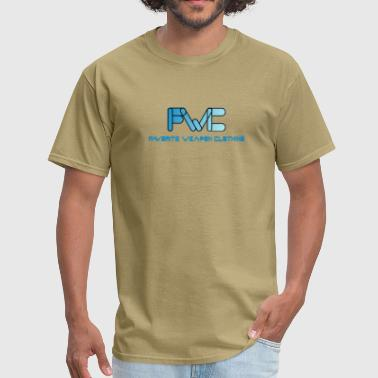 fwc_with_name_under - Men's T-Shirt