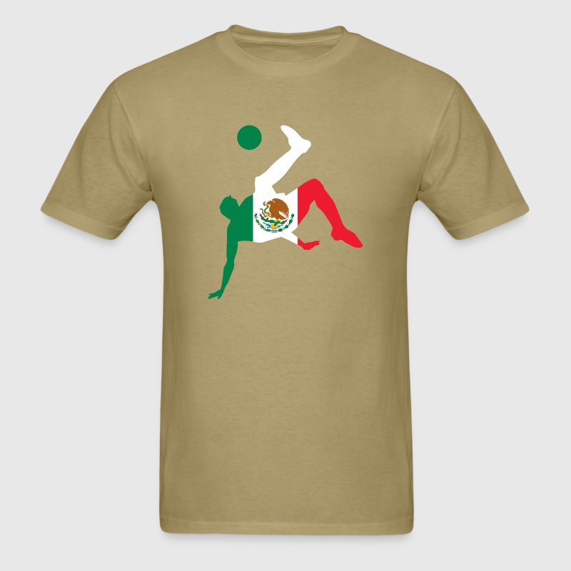 Mexico soccer USA - Men's T-Shirt