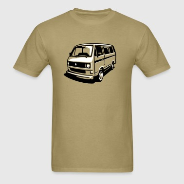 T3 Bus (2c) - Men's T-Shirt