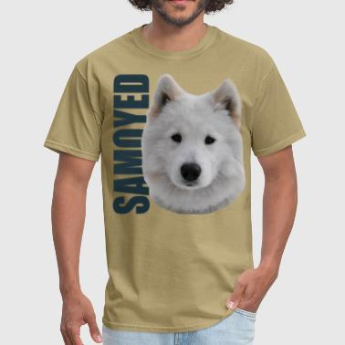 Samoyed Dog Samoyed Dog - Men's T-Shirt