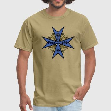 Blue Max Color - Men's T-Shirt