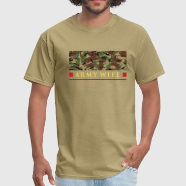Army wife - Men's T-Shirt