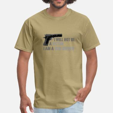Gun Rights Gun Owner - Men's T-Shirt