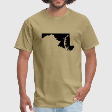 State of Maryland - Men's T-Shirt