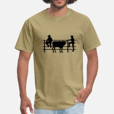 Ranch Horse ranch - Men's T-Shirt