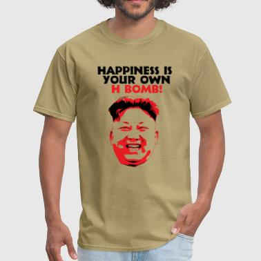 Happieness - Men's T-Shirt