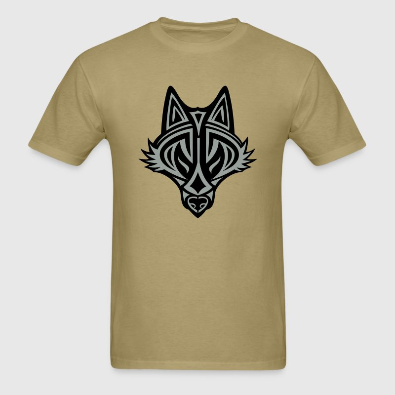 Graphic Wolf - Men's T-Shirt