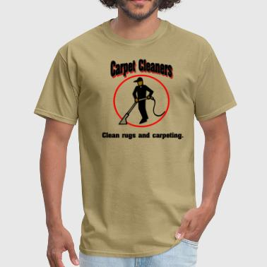 Carpet Cleaners - Men's T-Shirt