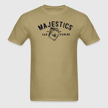 Majestics Motorcycle Club Vintage - Men's T-Shirt
