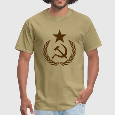 Communist Hammer And Sickle Communist Hammer Sickle - Men's T-Shirt