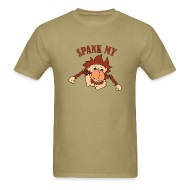 Spank this monkey not your own