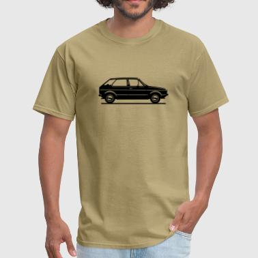 Mk1 Car Profile - Men's T-Shirt