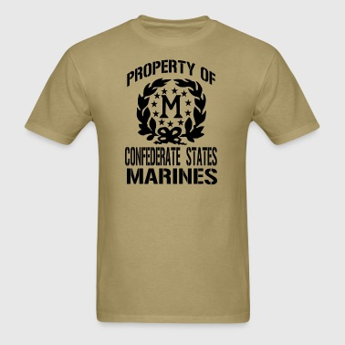 Confederate States Marines - Men's T-Shirt