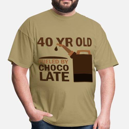 40th Birthday Gift Funny Mens T Shirt