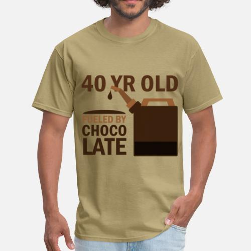 40th Birthday Gift Funny Mens T Shirt