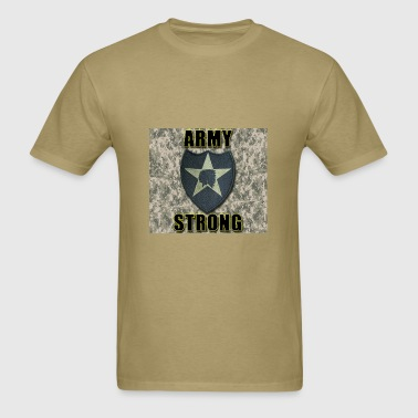 army_2nd_id - Men's T-Shirt