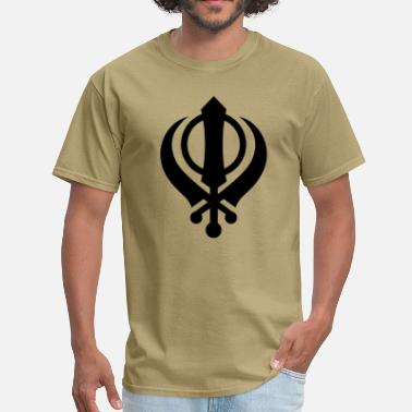 Miri Khanda v1 1_Color - Men's T-Shirt