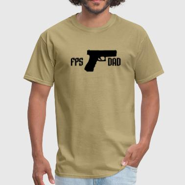 Fps Gamer FPS Dad (Shirt) - Men's T-Shirt