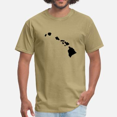 Hawaii State State of Hawaii - Men's T-Shirt