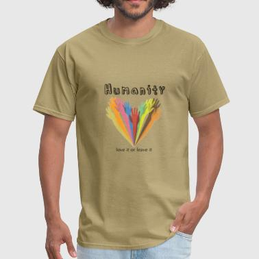 humanity - Men's T-Shirt