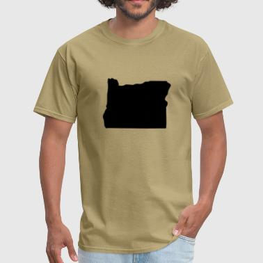 State of Oregon - Men's T-Shirt