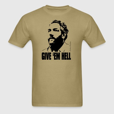 Breitbart - Give 'em Hell - Men's T-Shirt