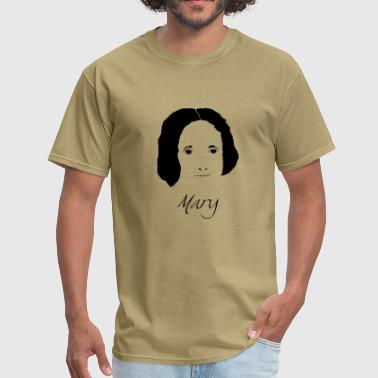 Writer Mary Shelly Gothic Writer - Men's T-Shirt