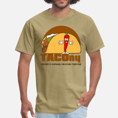 TACONY MEXICAN CANTINA - Men's T-Shirt