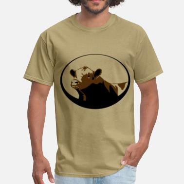 Cattle Bullring - Men's T-Shirt