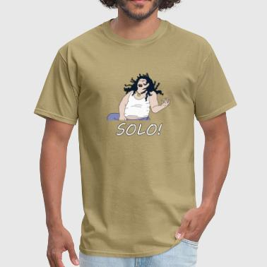 Parentheses SOLO - Men's T-Shirt