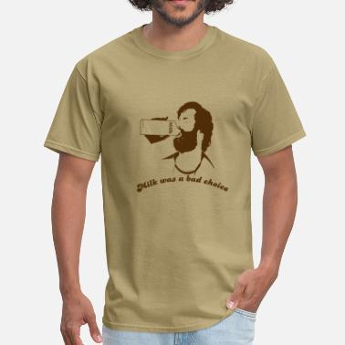 Anchorman Movie Milk Was A Bad Choice - Men's T-Shirt