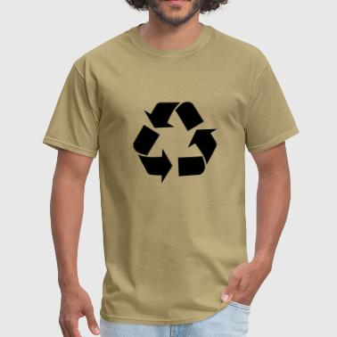 Natural Recycling Recycle - Men's T-Shirt