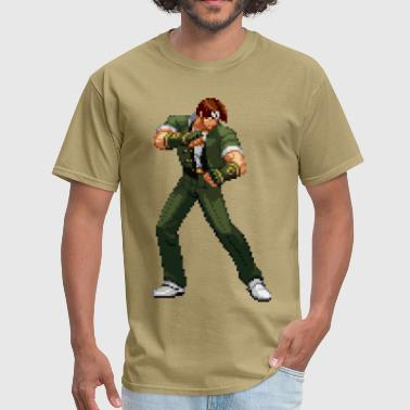 Kyu Kusanagi - Men's T-Shirt