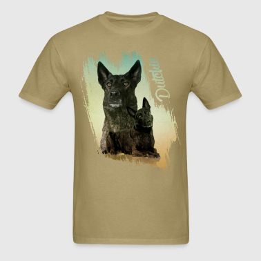 Dutch Shepherd - Dutchie - Men's T-Shirt