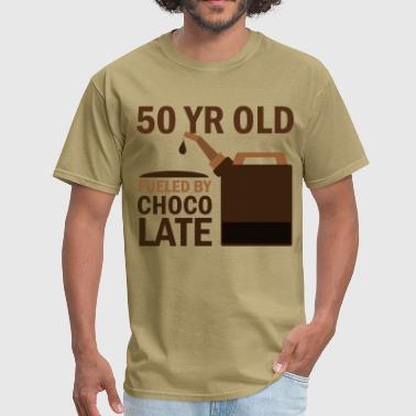 50th Birthday Funny Quote - Men's T-Shirt