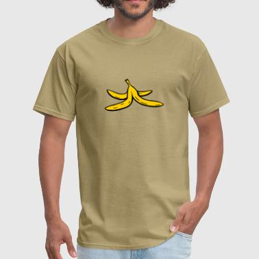 Slapstick Banana Skin - Men's T-Shirt