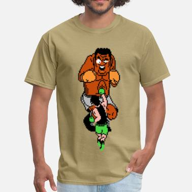 Punch Out Mr Sandman Gut Punch - Men's T-Shirt