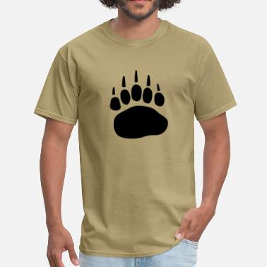 Bear Paw Bear Paw - Men's T-Shirt