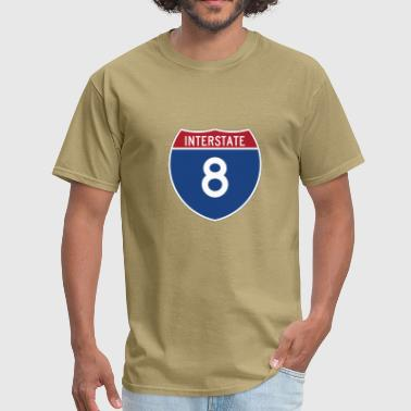 i8 - AUTONAUT.com - Men's T-Shirt