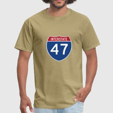 i47 - AUTONAUT.com - Men's T-Shirt