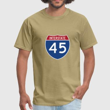 i45 - AUTONAUT.com - Men's T-Shirt
