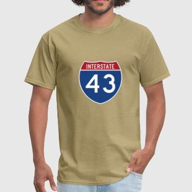 i43 - AUTONAUT.com - Men's T-Shirt
