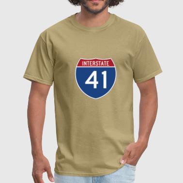 i41 - AUTONAUT.com - Men's T-Shirt