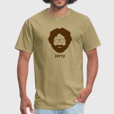 Garcia Jerry Garcia - Men's T-Shirt